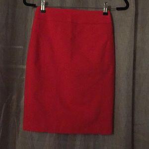 Beautiful pencil skirt from express